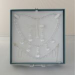 D0017 - 3 Piece Set – Crystal Glass & Tear drops