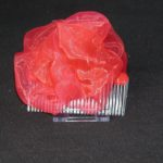 FAS009 - Small Red Ruffle on Comb