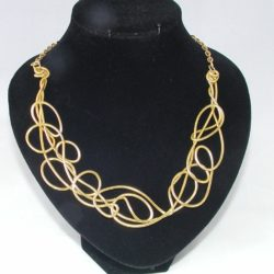 Wire Work Necklaces