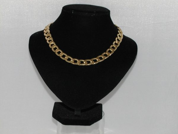 Very Chunky Golden Chain Necklace